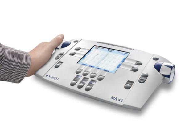 Диагностический аудиометр MA 41
