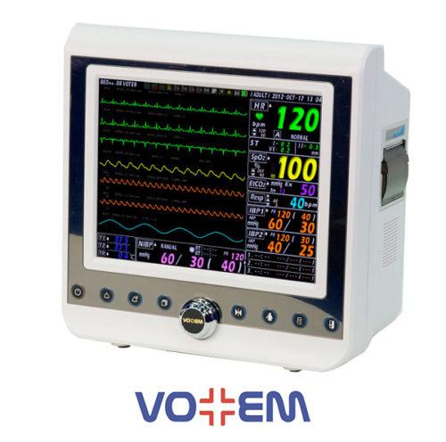Монитор пациента: описание, характеристики, основные функции