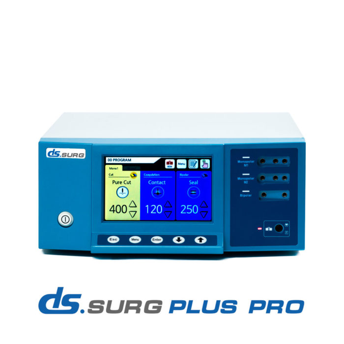 Высокочастотный электрохирургический аппарат DS.Surg Plus Pro