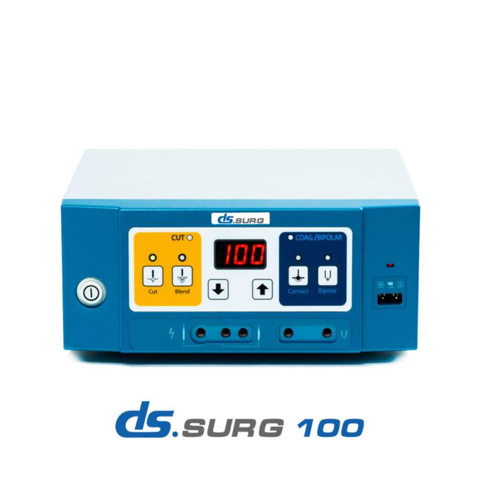Радиоволновой электрохирургический аппарат DS.Surg 100