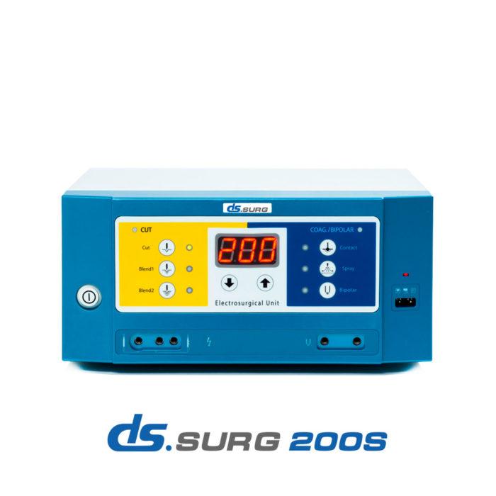 Высокочастотный электрохирургический аппарат DS.Surg 200S