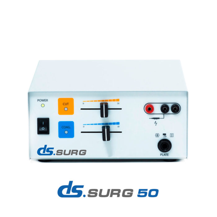Радиоволновой электрохирургический аппарат DS.Surg 50