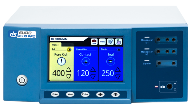 Электрохирургический аппарат DS.Surg Plus Pro