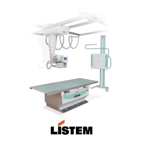Рентген Listem 650R-DRS