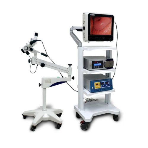 Гистероскопические эндоскопические стойки