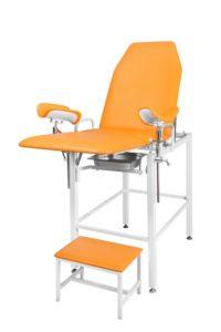 Кресло гинекологическое «Клер» модель КГФВ 01 с передвижной ступенькой