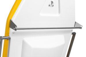 Кресло гинекологическое «Клер» КГФВ 01 с встроенной ступенькой
