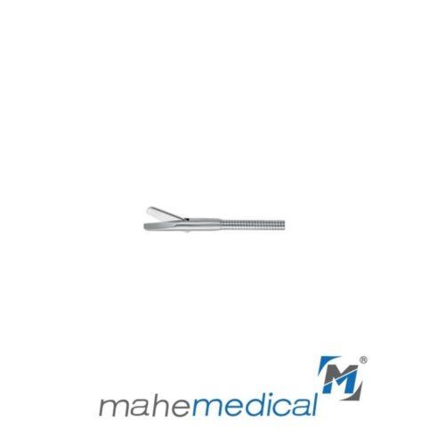 Ножницы эндоскопические(с одной подвижной браншей тупоконечные)