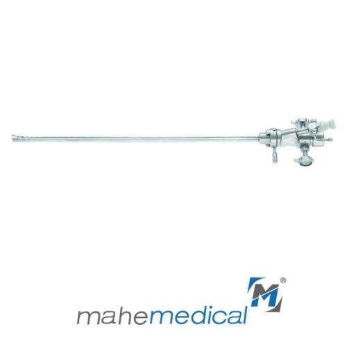 Альбарран (с механизмом-подъемником, с 1 инструментальным каналом, для цистоскопов)