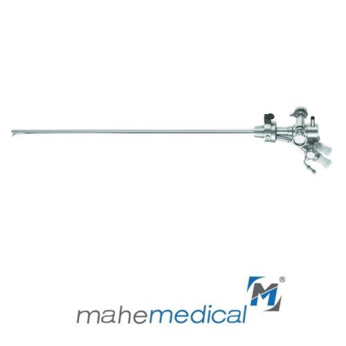 Альбарран (с механизмом-подъемником, с 2 инструментальными каналами, для цистоскопов)