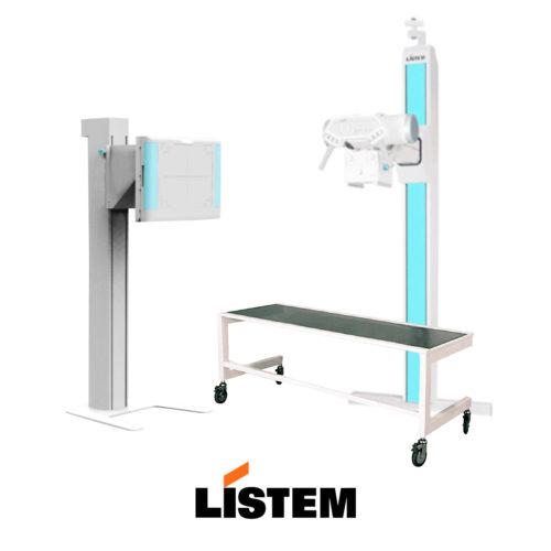 Listem REX-525R: ECONOMIC с подкатным столом