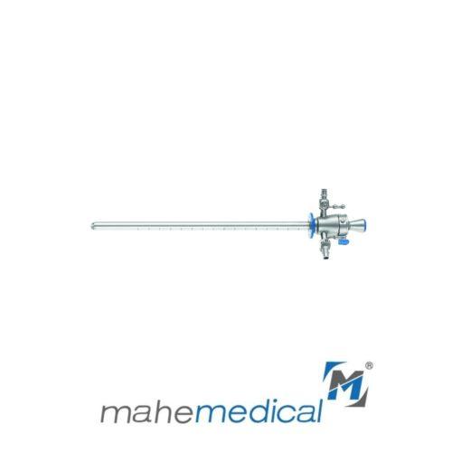 Тубусы для цистоуретроскопии с 2 фиксированными запорными кранами (с Q-Lock/без Q-Lock )