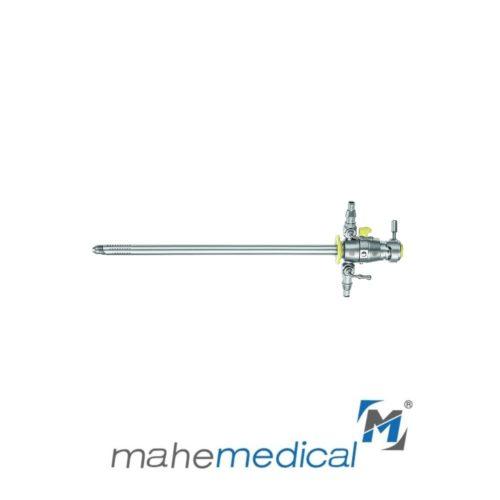 Тубус резектоскопов непрерывного промывания (для монополярной резектоскопии, без вращения)