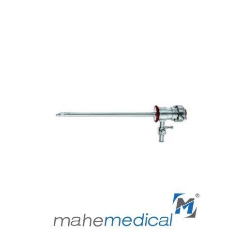 Тубус педиатрический (для цистоуретроскопии с 1 фиксированным запорным краном)