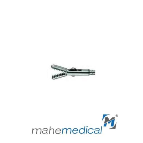Щипцы гибкие и полужесткие (для проведения биопсии,тип «зубчатые», длинная бранша)