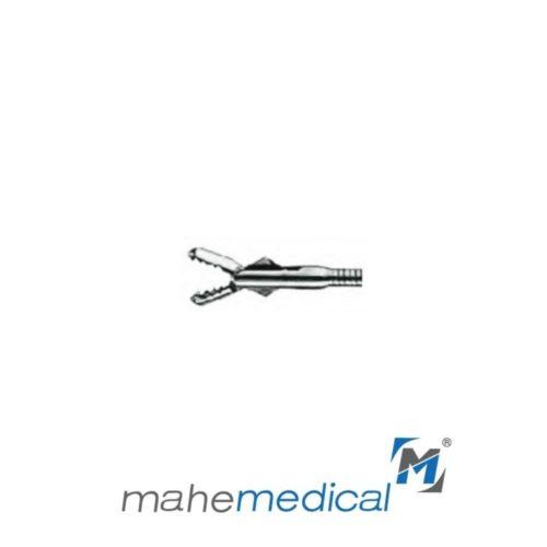 Щипцы гибкие и полужесткие (для проведения биопсии,тип «зубчатые», короткая бранша)