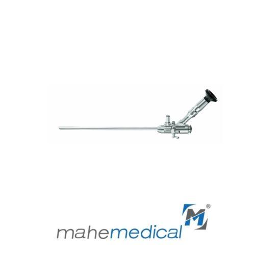 Нефроскопы (с отклоненным окуляром 45°, 5 мм рабочий канал, 2 аспирационно-ирригационных канала 1.5 мм, автоклавируемые)