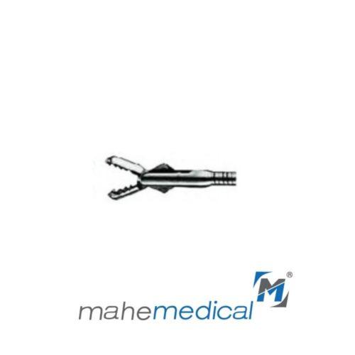Щипцы гибкие и полужесткие (для разрушения камней,тип «зубчатые») для уретерореноскопии