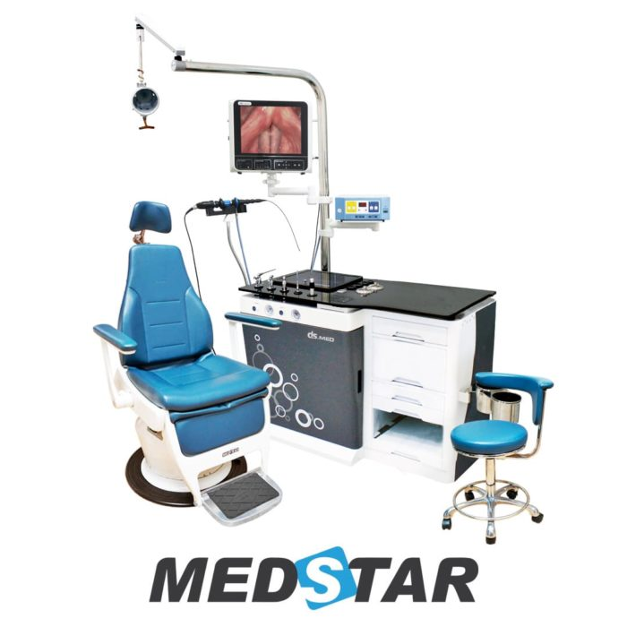 Лор комбайн Medstar UE-3000 расширенная комплектация