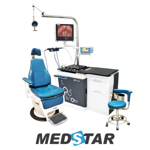 Лор комбайн Medstar UE-3000 стандартная комплектация