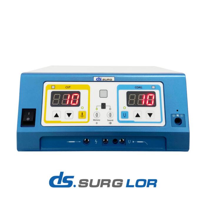 Аппарат для абляции тканей в оториноларингологии - DS.Surg LOR