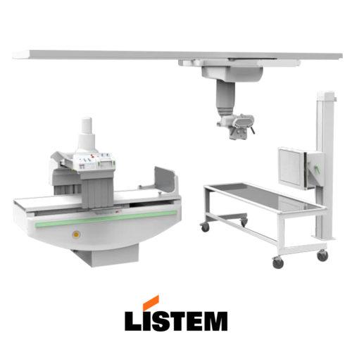 Listem REX-650RF: FLUOROSCOPY потолочный
