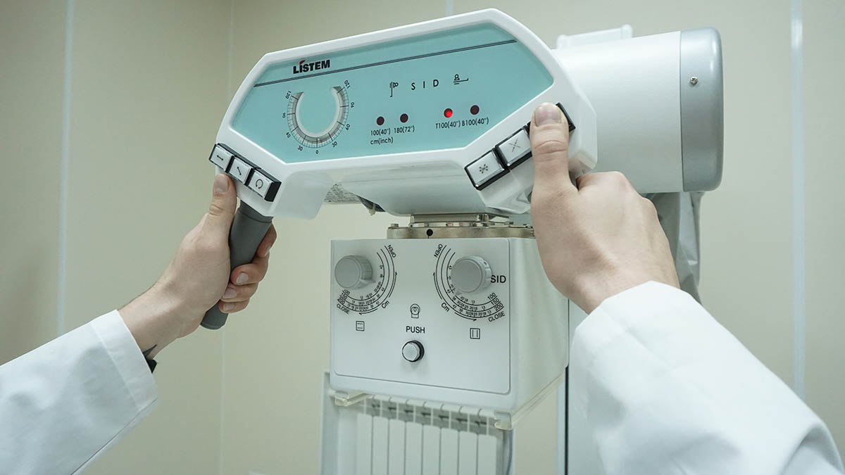 Рентгеновский аппарат Listem REX-525R: Classic в г.Орел